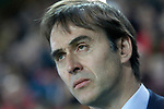 Spain's coach Julen Lopetegui during FIFA World Cup 2018 Qualifying Round match. March 24,2017.(ALTERPHOTOS/Acero)
