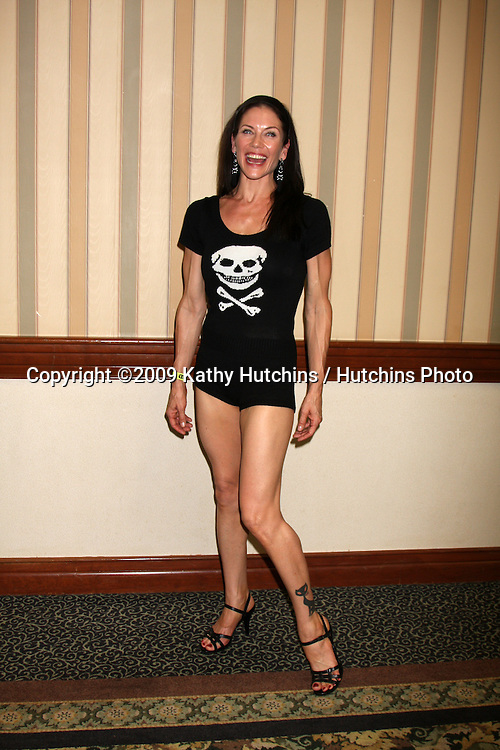 Stacy Haiduk  at  The Young & the Restless Fan Club Dinner  at the Sheraton Universal Hotel in  Los Angeles, CA on August 28, 2009.©2009 Kathy Hutchins / Hutchins Photo.
