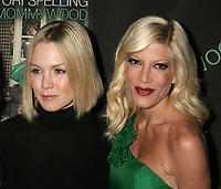 Jenny Garth, Tori Spelling<br /> 2009<br /> Photo By Russell EInhorn/CelebrityArchaeology.com