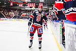 S&ouml;dert&auml;lje 2013-12-12 Ishockey Hockeyallsvenskan S&ouml;dert&auml;lje SK - Mora IK :  <br /> S&ouml;dert&auml;lje 33 Linus Fr&ouml;berg jublar med lagkamrater efter att ha passat fram S&ouml;dert&auml;lje 14 Robert Carlsson till 2-2 m&aring;let<br /> (Foto: Kenta J&ouml;nsson) Nyckelord:  jubel gl&auml;dje lycka glad happy