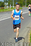 Martin Dineen pictured at the Rose of Tralee International 10k Race in Tralee on Sunday.