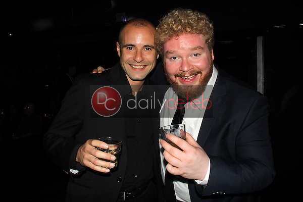 Ray Fonseca, Evan Weinstein<br />