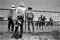 30th annual Old Timers' Reunion Rodeo in Magdalena, N.M.
