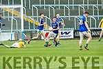 Liam Carey Kerry in action against  Meath in the All Ireland Junior Football Final at O'Moore Park, Portlaoise on Saturday.