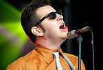 Eli Paperboy Read & The True Loves performs on stage at the Cornbury Festival the Great Tew Park Oxfordshire United Kingdom on June 29, 2012 United Kingdom  Picture By: Steph Teague / Retna Pictures.. ..-..