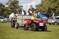 Tup Taxies at the Kelso Ram Sale 2018<br /> &copy;Tim Scrivener Photographer 07850 303986<br />      ....Covering Agriculture In The UK....