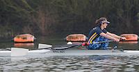 Caversham. Berkshire. UK<br /> Caitlin BOYLAND.<br /> 2016 GBRowing U23 Trials at the GBRowing Training base near Reading, Berkshire.<br /> <br /> Monday  11/04/2016 <br /> <br /> [Mandatory Credit; Peter SPURRIER/Intersport-images]
