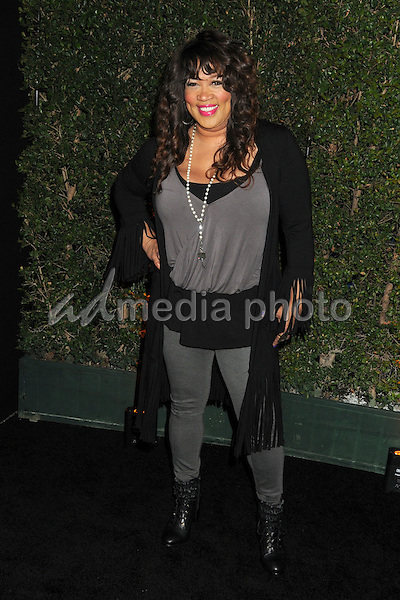 "9 December 2015 - Los Angeles, California - Kym Whitley. Opening Night of ""Kurios"" from Cirque du Soleil held at Dodgers Stadium. Photo Credit: Byron Purvis/AdMedia"
