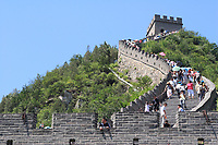 Beijing,China- 2007 File Photo -<br /> <br /> <br /> <br /> Great Wall of China.<br /> <br /> photo : James Wong-  Images Distribution