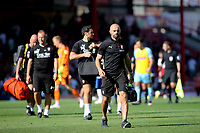 Rotherham Manager, Paul Warne, walks off at the end of the match after losing 5-1 during Brentford vs Rotherham United, Sky Bet EFL Championship Football at Griffin Park on 4th August 2018