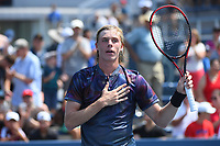 Denis Shapovalov (Can)<br /> Flushing Meadows 22/08/2017<br /> Tennis US Open 2017 <br /> Foto Couvercelle/Panoramic/Insidefoto