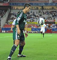 2012.09.15 Spain, Sevilla; Ramon Sanchez pizjuan stadium, Sevilla FC VS Real Madrid, La Liga,CRISTIANO RONALDO (POR)