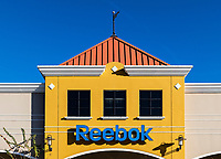 Reebok factory outlet store, Orlando, Florida, USA.