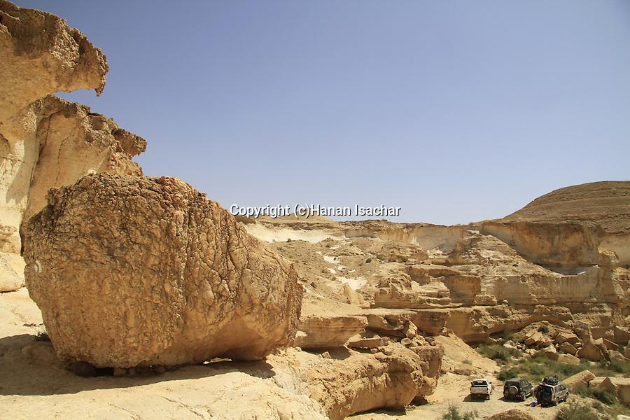 Israel, Negev, Wadi Zarhan