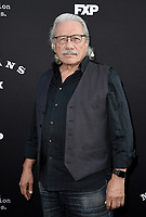 """LOS ANGELES - AUGUST 27: Edward James Olmos attends the season two red carpet premiere of FX's """"Mayans M.C"""" at the ArcLight Dome on August 27, 2019 in Los Angeles, California. (Photo by Scott Kirkland/FX/PictureGroup)"""
