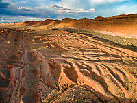 Comb Ridge  and Comb Wash,  Proposed Bears Ears National Monument, Utah  Near San Juan River and Bluff, Utah
