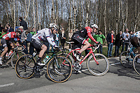 Gregory Rast (SUI/Trek-Segafredo)<br /> <br /> 60th E3 Harelbeke (1.UWT)<br /> 1day race: Harelbeke › Harelbeke - BEL (206km)