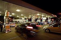 Tesco 24 Hour Petrol Station..©shoutpictures.com..john@shoutpictures.com.