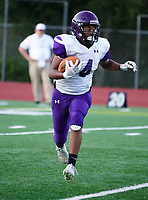 Amador Valley High School Freshman Football at Campolindo Thursday  Sept. 5, 2019. (Photo by Alan Greth/AGP Sports)