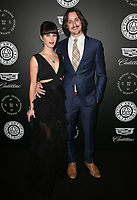 06 January 2018 - Santa Monica, California - Arielle Paul, Dan Gross. The Art Of Elysium's 11th Annual Black Tie Artistic Experience HEAVEN Gala held at Barker Hangar. <br /> CAP/ADM/FS<br /> &copy;FS/ADM/Capital Pictures