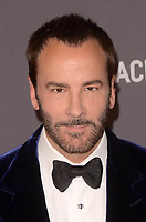 LOS ANGELES, CA - NOVEMBER 04: Tom Ford at the 2017 LACMA Art + Film Gala Honoring Mark Bradford And George Lucas at LACMA on November 4, 2017 in Los Angeles, California. Credit: David Edwards/MediaPunch /NortePhoto.com