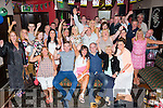 Danny Healy, Shanakill Tralee, celebrates his 60th Birthday with family and friends at the Slieve Mish on Saturday