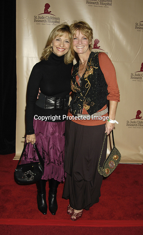 at the 11th Annual Daytime Television Salutes St. Jude Children's Research Hospital benefit hosted by Martha Byrne on October 14, 2005 at The New York Marriott Marquis Hotel. ..Photo by Robin Platzer, Twin Images