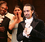 Miranda's final 'Hamilton' performance - Curtain Call