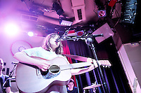 Gabrielle Aplin performs in Madrid's El Sol Ballroom