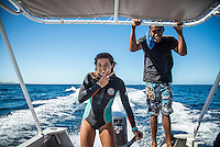 Namotu Island Resort, Nadi, Fiji (Wednesday, March 2 2016): Brisa Hennessy (HAW) - The swell was solid today with 4'- 6' waves hitting Namotu Lefts and Cloudbreak with very light Trade Winds. <br /> The  guests took advantage of the conditions with a sessions at Cloudbreak, Namotu Lefts and Wilkes  Other guests went snorkelling, SUP paddling around the island and fishing. <br /> <br /> Photo: joliphotos.com