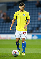 Blackburn Rovers' Lewis Travis <br /> <br /> Photographer Andrew Kearns/CameraSport<br /> <br /> The EFL Checkatrade Trophy - Blackburn Rovers v Stoke City U23s - Tuesday 29th August 2017 - Ewood Park - Blackburn<br />  <br /> World Copyright &copy; 2018 CameraSport. All rights reserved. 43 Linden Ave. Countesthorpe. Leicester. England. LE8 5PG - Tel: +44 (0) 116 277 4147 - admin@camerasport.com - www.camerasport.com