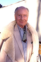 John Gielgud 1987 by Jonathan Green