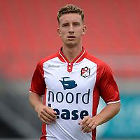 EMMEN - Voetbal, Presentatie FC Emmen, Jens vesting, seizoen 2017-2018, 24-07-2017, FC Emmen speler Glenn Bijl