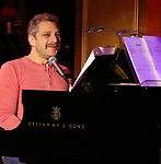 Jeff Marx during the 'Avenue Q' 15th Anniversary Reunion Concert at Feinstein's/54 Below on July 30, 2018 in New York City.