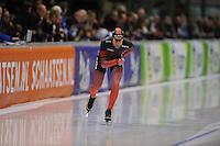 SCHAATSEN: ENSCHEDE: 30-10-2015, IJsbaan Twente, KNSB Cup Enschede, Erik Jan Kooiman, ©foto Martin de Jong