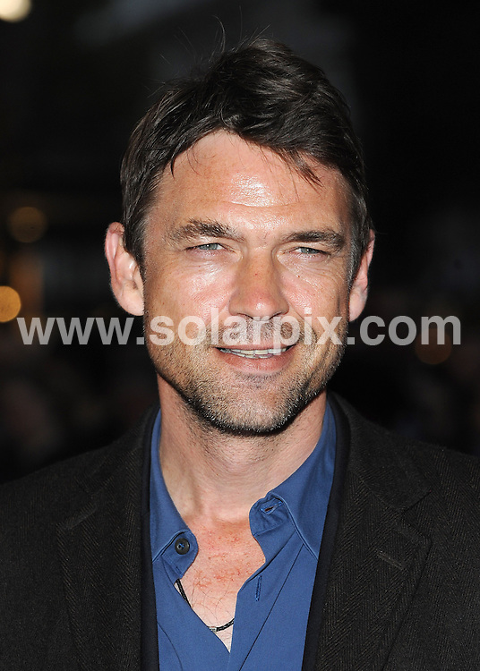 **ALL ROUND PICTURES FROM SOLARPIX.COM**                                             **WORLDWIDE SYNDICATION RIGHTS**                                                                                  Caption: the 54th BFI London Film Festival Premiere of Blue Valentine, London, UK. 15 October 2010                                                                              This pic: Dougray Scott                                                                           JOB REF: 12329 TLP       DATE: 15_10_2010                                                           **MUST CREDIT SOLARPIX.COM OR DOUBLE FEE WILL BE CHARGED**                                                                      **MUST AGREE FEE BEFORE ONLINE USAGE**                               **CALL US ON: +34 952 811 768 or LOW RATE FROM UK 0844 617 7637**