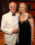 Dick and Susan Hansen at the Houston Symphony Ball at the Hilton Americas Houston Friday Feb. 27, 2009. (Dave Rossman/For the Chronicle)