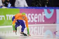 SCHAATSEN: HEERENVEEN: IJsstadion Thialf, 18-11-2012, Essent ISU World Cup, Season 2012-2013, Men 2nd 500 meter Division A, Michel Mulder (NED), ©foto Martin de Jong
