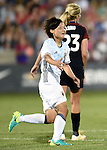 Rika Masuya (JPN), JUNE 2, 2016 - Football / Soccer : Women's International Friendly match between United States 3-3 Japan at Dick's Sporting Goods Park in Commerce City, Colorado, United States. (Photo by AFLO)