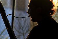 Músico e artista plástico, Estudou na instituição de ensino Moscow State Tchaikovsky Conservatory<br /> Universidade Federal do Pará - UFPA - Oficial, <br /> Foto Paulo Santos<br /> 2016