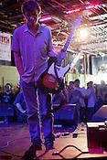 Steve Gunn, KINGS Barcade Hopscotch Day Party, Raleigh, N.C., Friday, September 7, 2012