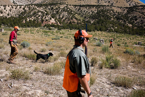 Outdoor Life, Kessler Canyon Hunt..John Snow, ...Hunting mule deer, chucker, and pheasant with Outdoor Life's executive Editor, John Snow at Kessler Canyon Ranch, Debeque, Colo.