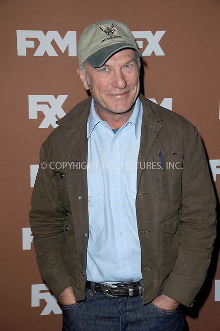 WWW.ACEPIXS.COM . . . . . .March 28, 2013...New York City....Ted Levine attends the 2013 FX Upfront Bowling Event at Luxe at Lucky Strike Lanes on March 28, 2013 in New York City ....Please byline: KRISTIN CALLAHAN - ACEPIXS.COM.. . . . . . ..Ace Pictures, Inc: ..tel: (212) 243 8787 or (646) 769 0430..e-mail: info@acepixs.com..web: http://www.acepixs.com .