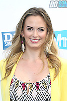 SANTA MONICA, CA - AUGUST 19: Jena Sims at the 2012 Do Something Awards at Barker Hangar on August 19, 2012 in Santa Monica, California. Credit: mpi21/MediaPunch Inc. /NortePhoto.com<br />