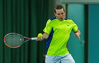 Rotterdam, Netherlands, Januari 27, 2018, Victoria, Supermatch  ABNAMROWTT 2018, <br /> Photo: Tennisimages/Henk Koster