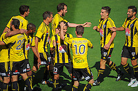 150104 A-League Football - Phoenix v Roar