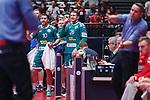 18.01.2020., Wiener Stadthalle, Vienna, Austria - Men's EHF EURO 2020, main round, group I ,match between Belarus and Czech Republic at Wiener Stadthalle. Yury Lukyanchuk, Barys Pukhouski. <br /> <br /> Foto © nordphoto / Luka Stanzl/PIXSELL