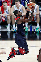 USA's Kyrie Irving during 2014 FIBA Basketball World Cup Quarter-Finals match.September 9,2014.(ALTERPHOTOS/Acero)