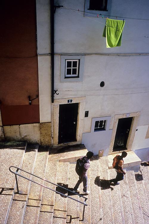 ALfama, Lisboa, Portugal, 2013.