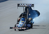 Jul, 22, 2012; Morrison, CO, USA: NHRA top fuel dragster driver Brandon Bernstein during the Mile High Nationals at Bandimere Speedway. Mandatory Credit: Mark J. Rebilas-